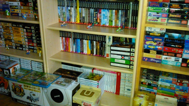 == World of Nintendo collection == < New gameroom p15> 04810