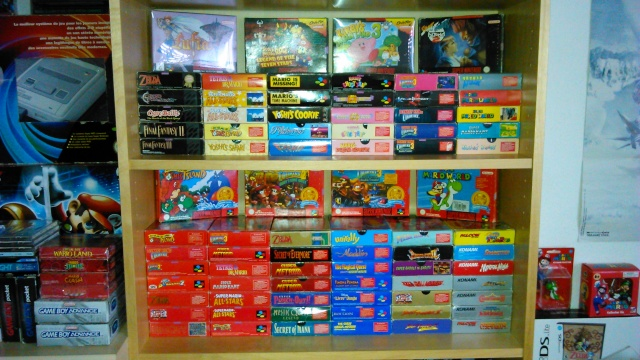 == World of Nintendo collection == < New gameroom p15> 05010