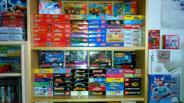 == World of Nintendo collection == < New gameroom p15> 05110