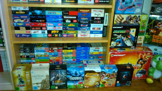== World of Nintendo collection == < New gameroom p15> 05210