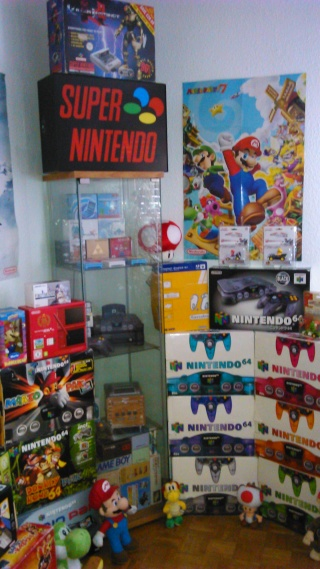 == World of Nintendo collection == < New gameroom p15> 05412