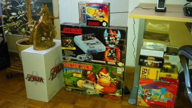 == World of Nintendo collection == < New gameroom p15> 05810