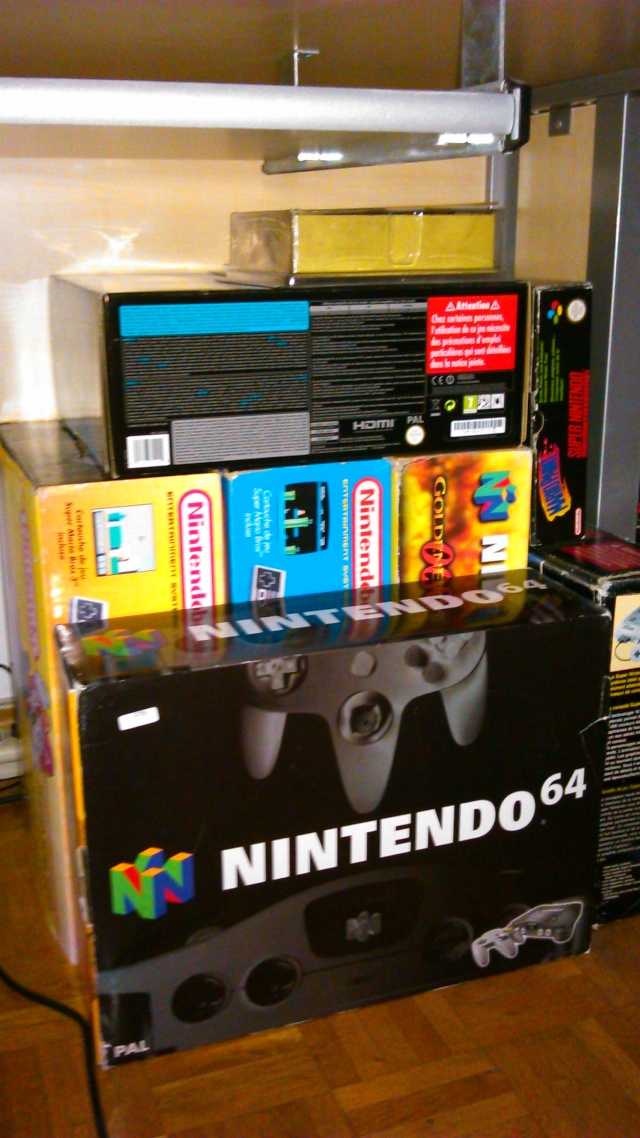 == World of Nintendo collection == < New gameroom p15> 05910