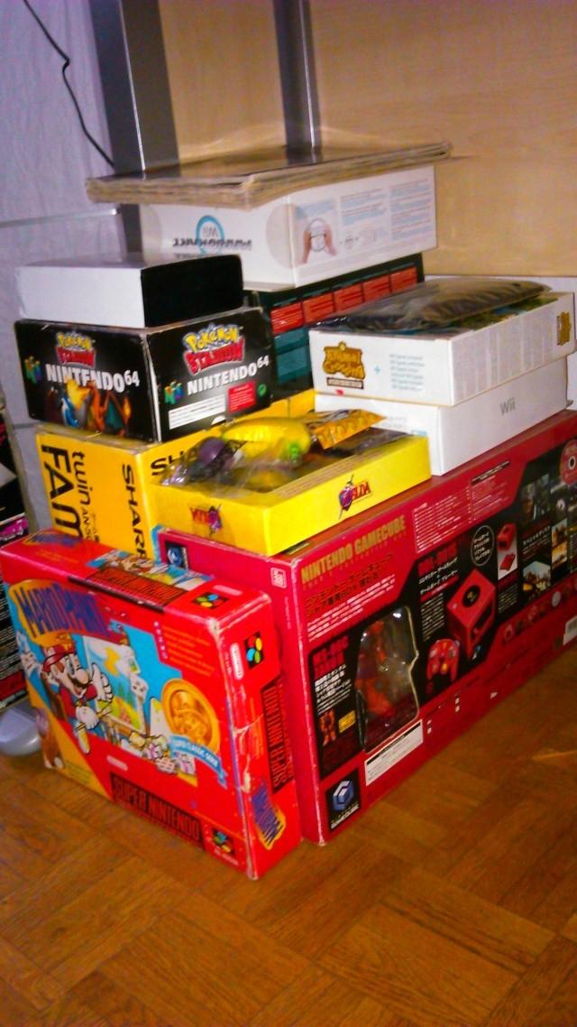 == World of Nintendo collection == < New gameroom p15> 06010