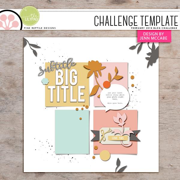 BLOG CHALLENGE | FEBRUARY