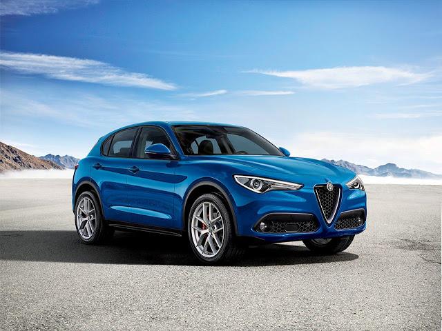 Alfa Romeo Stelvio...arriva!! - Pagina 3 17050511
