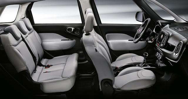 Fiat 500L restyling 17052211