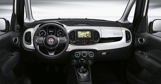 Fiat 500L restyling 17052215