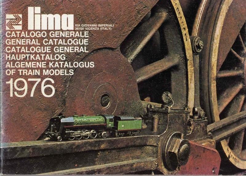 Extrait du catalogue général de 1976, train O scale, (de Lima Tribute) Lima_110