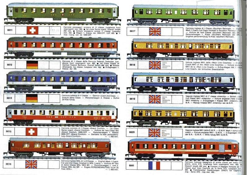 Extrait du catalogue général de 1976, train O scale, (de Lima Tribute) Lima_114