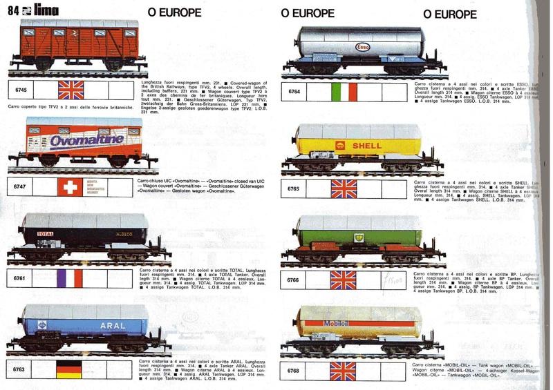 Extrait du catalogue général de 1976, train O scale, (de Lima Tribute) Lima_120