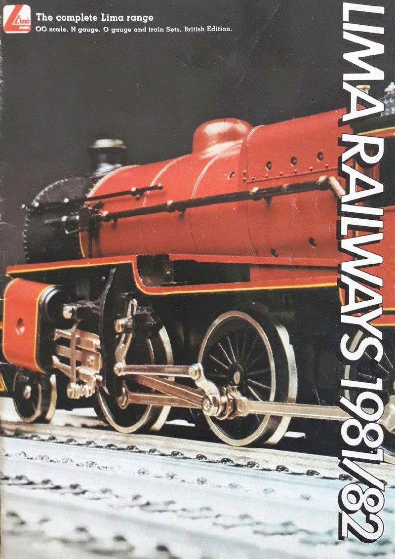 Extrait du catalogue britannique Lima Railways de 1981/82 (de Lima Tribute) Lima_125