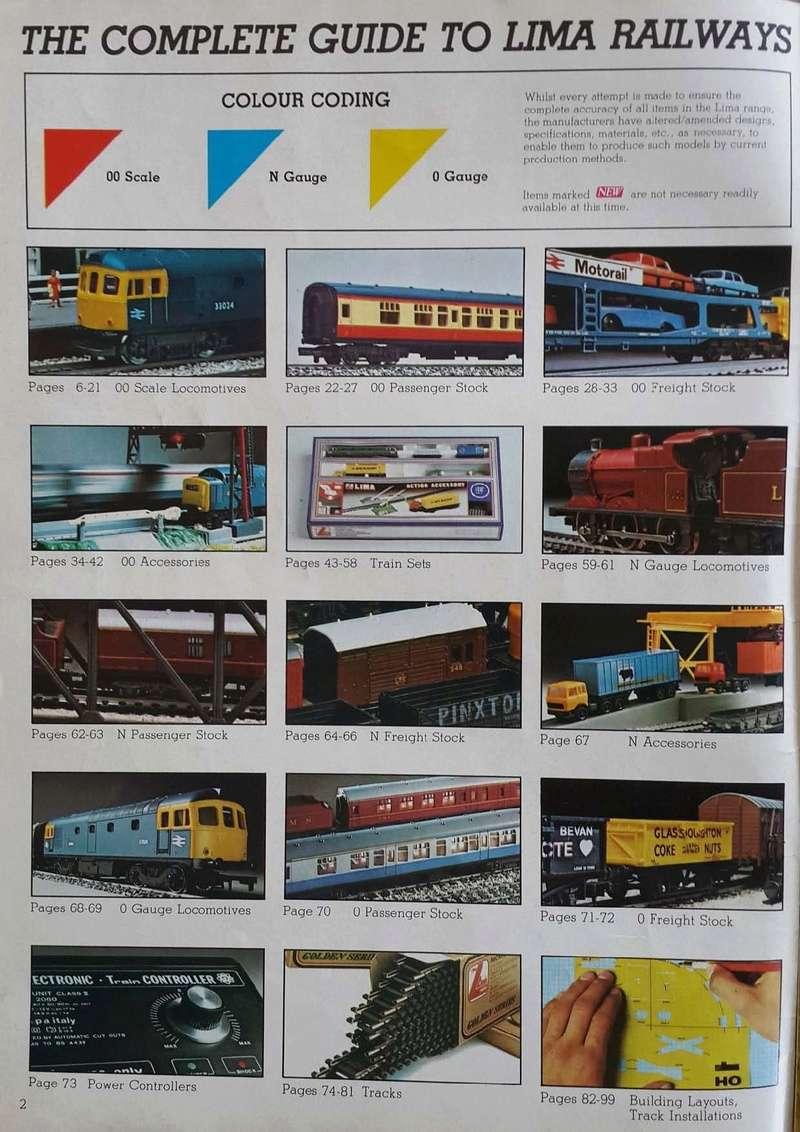 Extrait du catalogue britannique Lima Railways de 1981/82 (de Lima Tribute) Lima_126