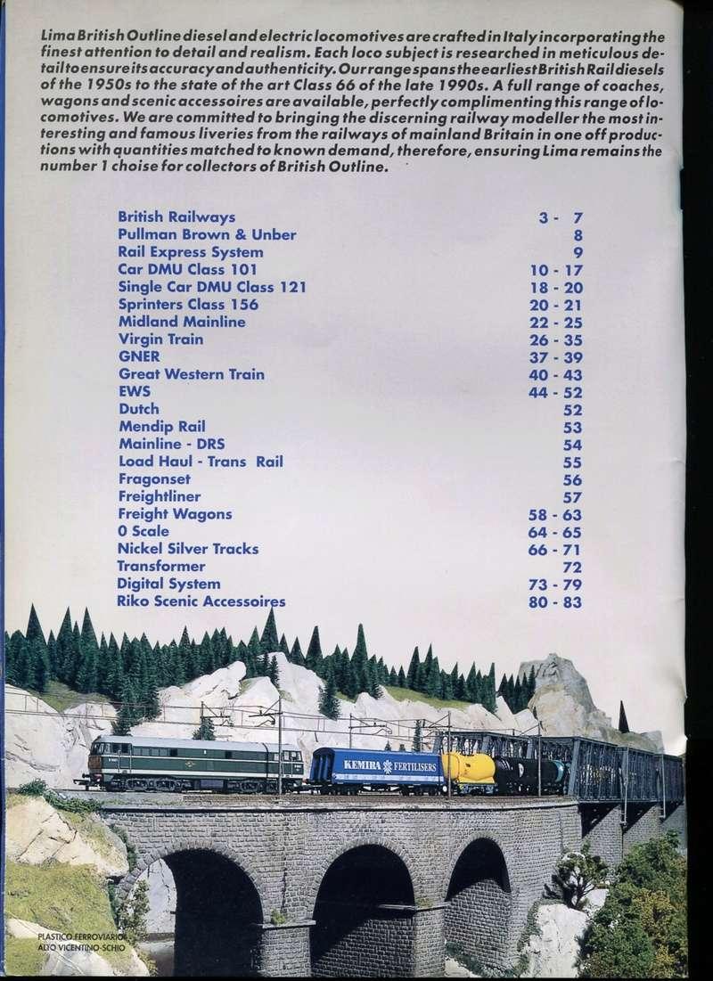 Extrait du catalogue britannique Lima Collection de 1999/2000 (de Lima Tribute) Lima_b11