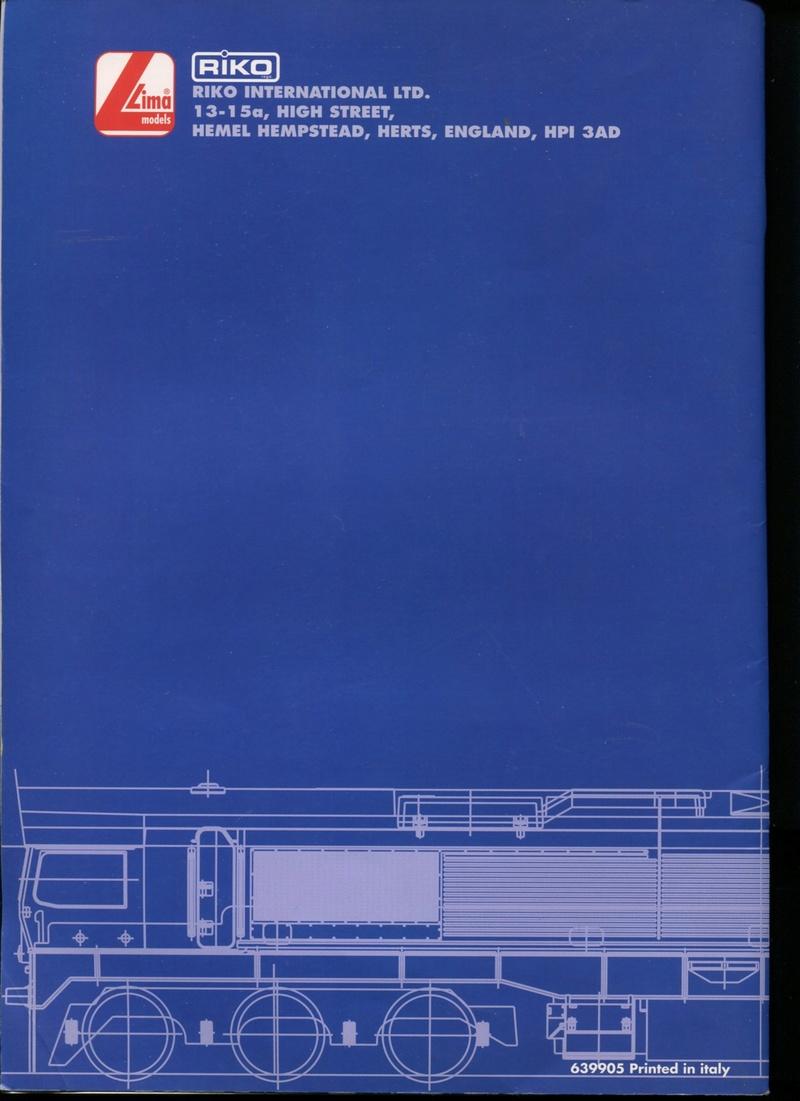 Extrait du catalogue britannique Lima Collection de 1999/2000 (de Lima Tribute) Lima_b14