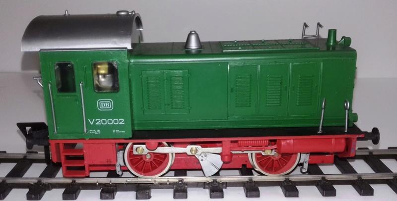 Les engins moteurs Pola Maxi Locotr18