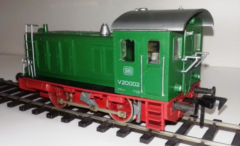 Les engins moteurs Pola Maxi Locotr19