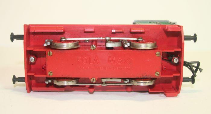 Les engins moteurs Pola Maxi Locotr22
