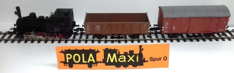 Les coffrets Pola Maxi Train10