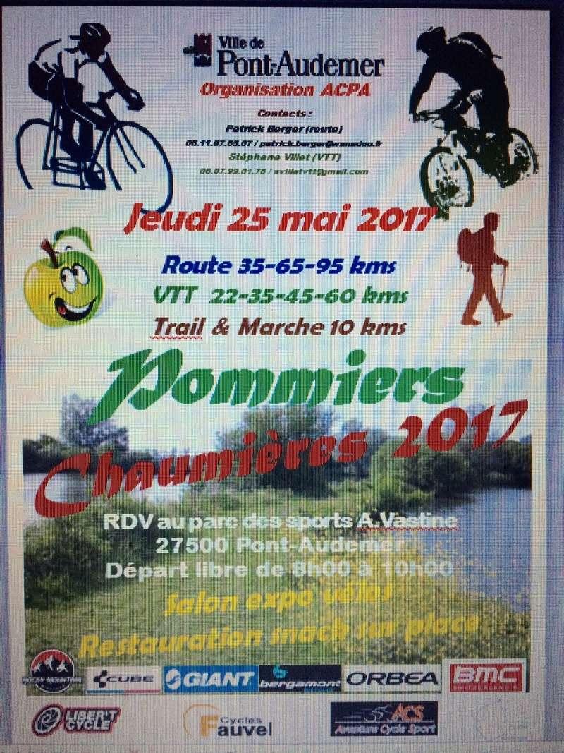 [Jeudi 25 mai 2017] ACPA Pommiers et Chaumières 2017  Affich11