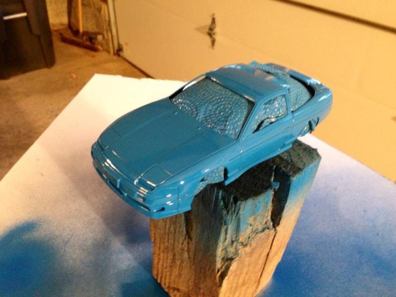 1/24 Scale Nissan 180sx Type-X Build - WIP 16203710
