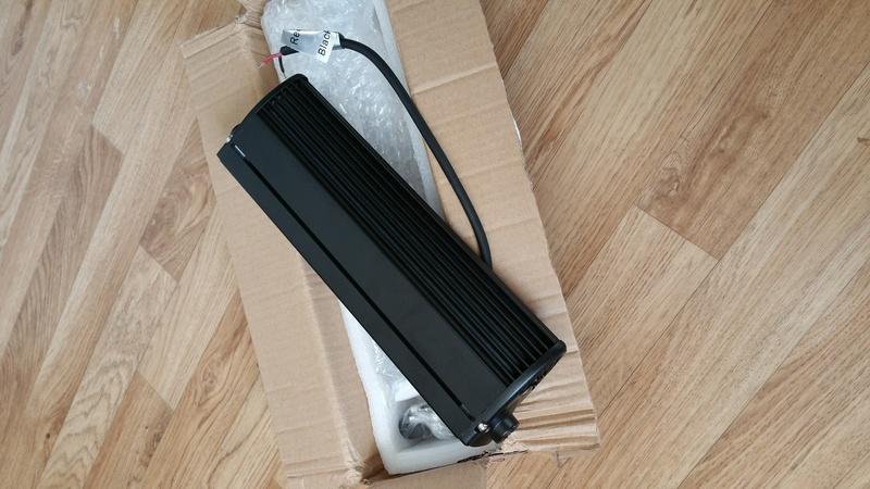 VDS: kit ampoules led H4 + rampe éclairage 20160911