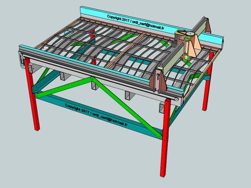 Découpe plasma et fraiseuse CNC - Page 3 Cnc110