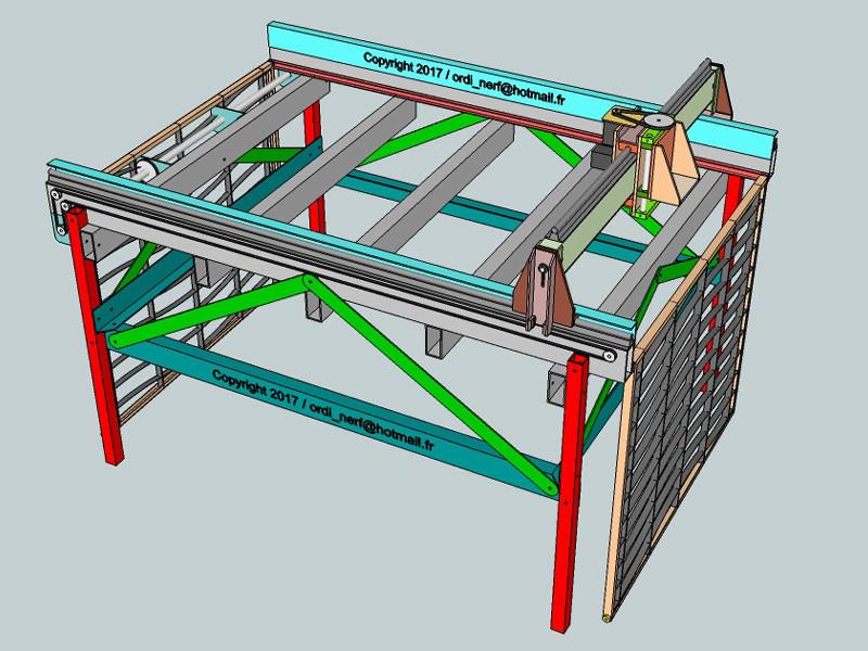 Découpe plasma et fraiseuse CNC - Page 3 Cnc210