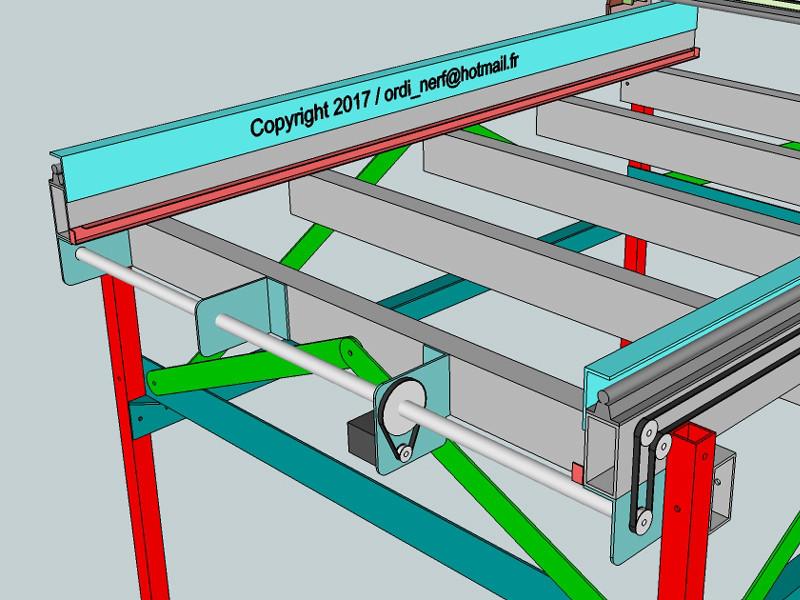 Découpe plasma et fraiseuse CNC - Page 3 Cnc910