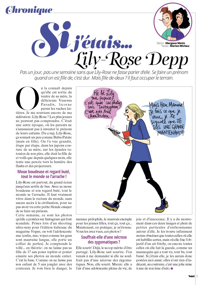 Lily-Rose : Potins et Paparazzis . - Page 5 003_tr10