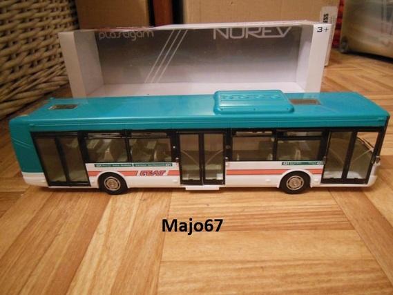 Maquette Norev Irisbus Citélis 1/43. _dscn311