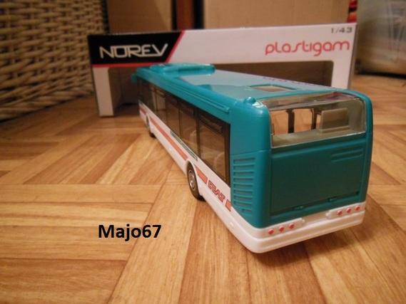 Maquette Norev Irisbus Citélis 1/43. _dscn312