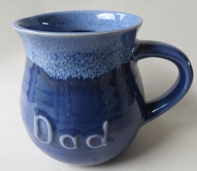 For gallery Clay Craft Dad mug 17-cla10