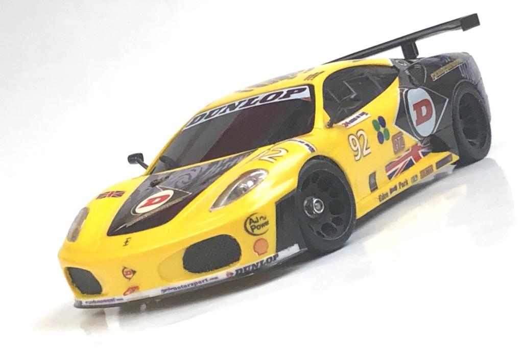 F430 GT «Dunlop» 39050810