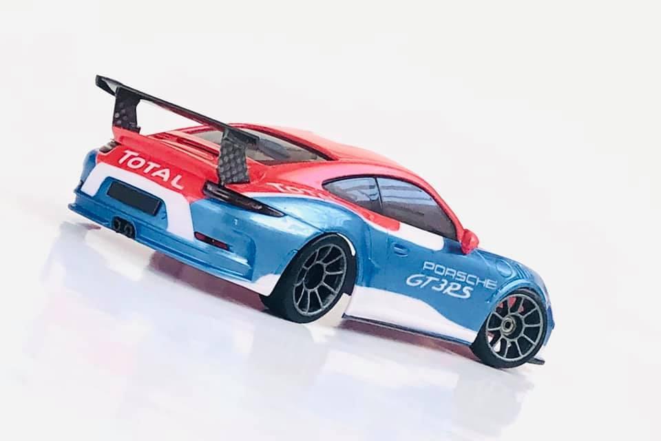 """Porsche GT3 """"Total"""" Porsch12"""