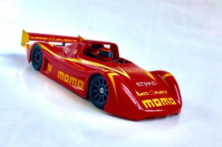 Barquette RMR sur base Ferrari 333SP Rmr110