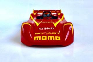 Barquette RMR sur base Ferrari 333SP Rmr310