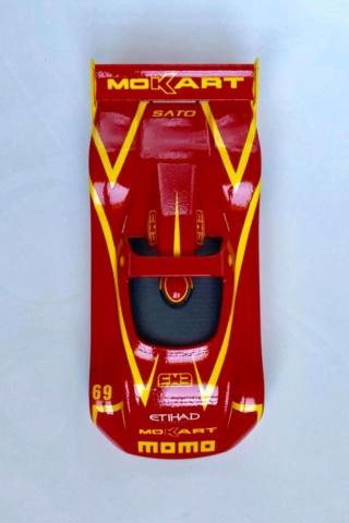 Barquette RMR sur base Ferrari 333SP Rmr610