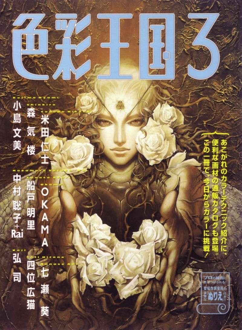 Art Book/Art Work, Magazines & Guides Ayami_10