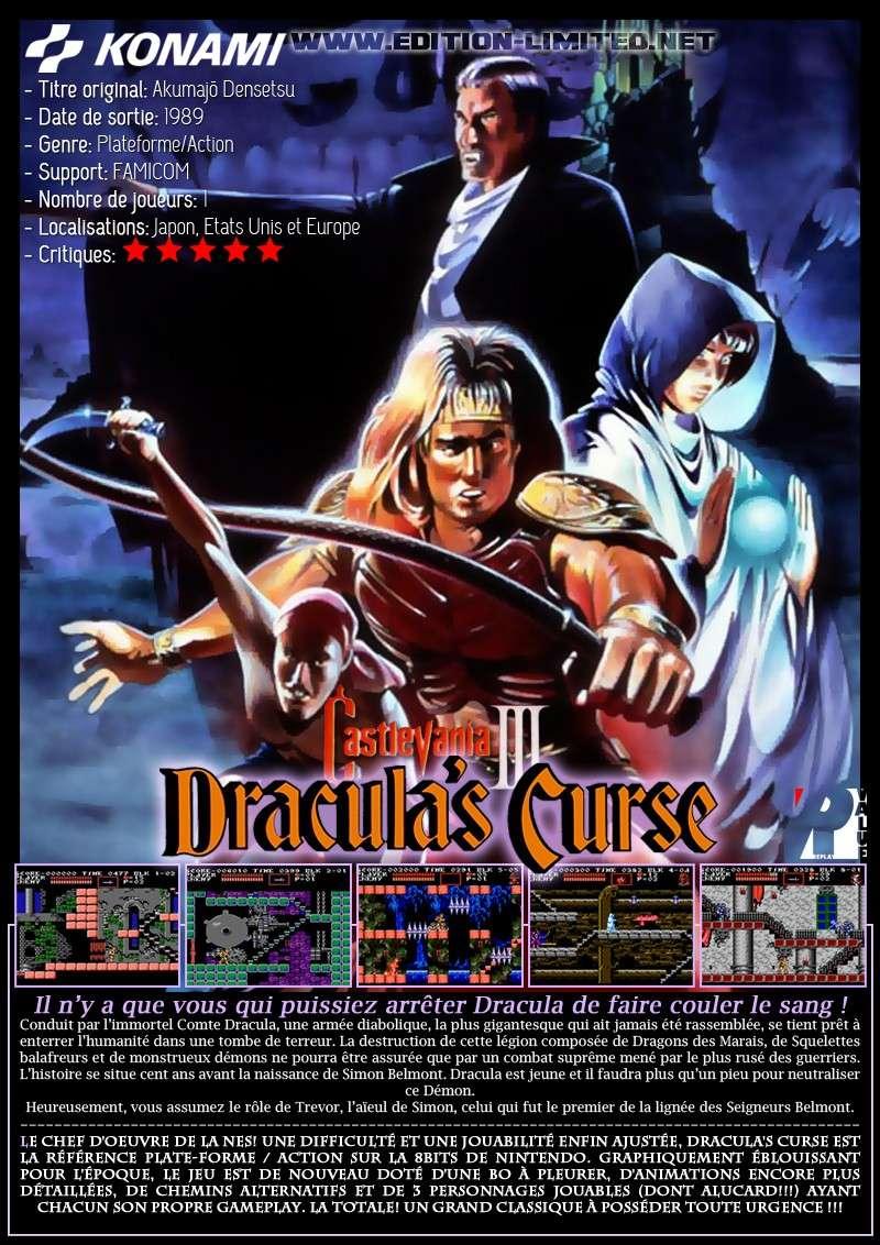Nintendo Famicom - Castlevania 3:  Dracula's Curse Castle48