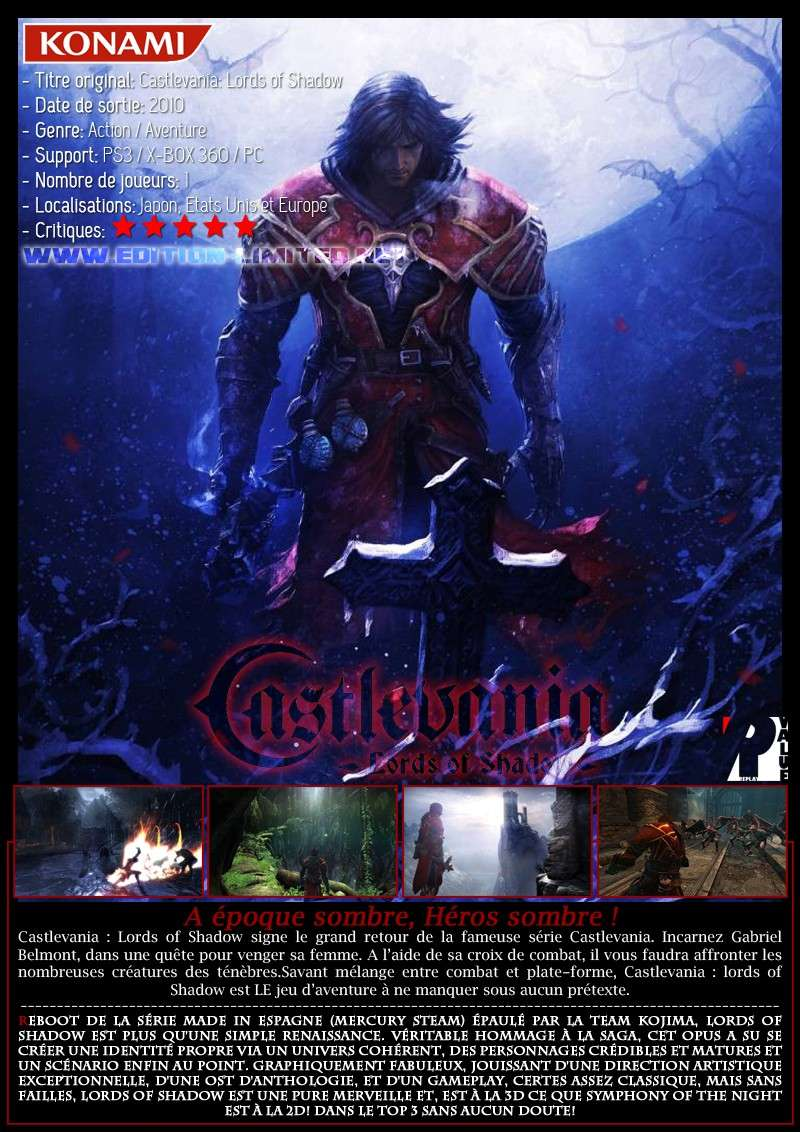 Sony Playstation 3 - Castlevania: Lords of Shadow Castle51