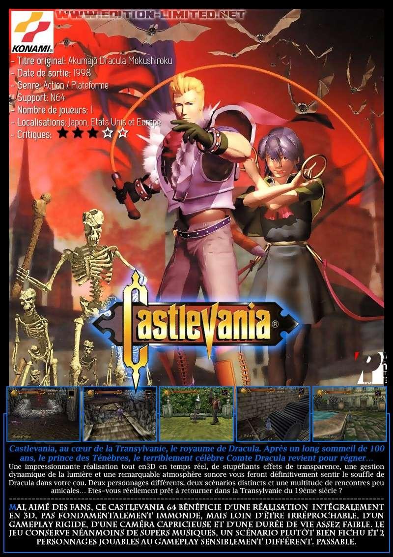 Nintendo 64 - Castlevania 64 Castle53