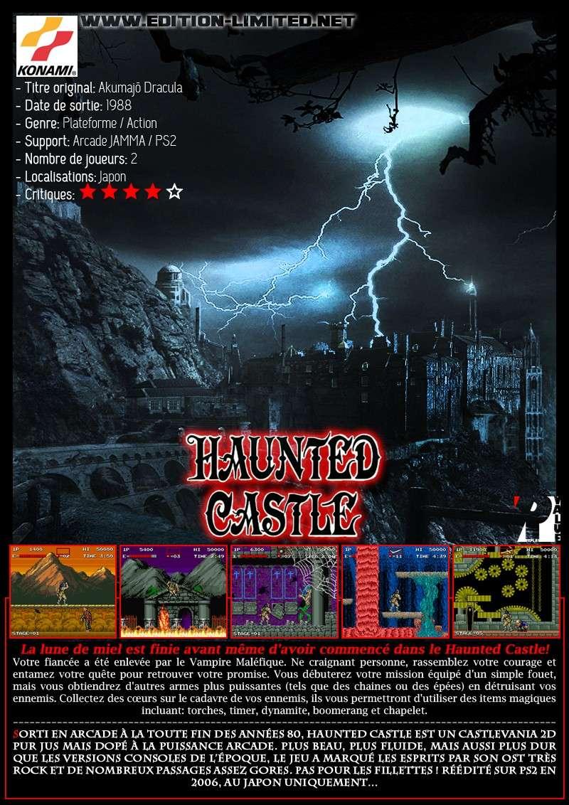 Arcade - Akumajo Dracula: Haunted Castle Castle57