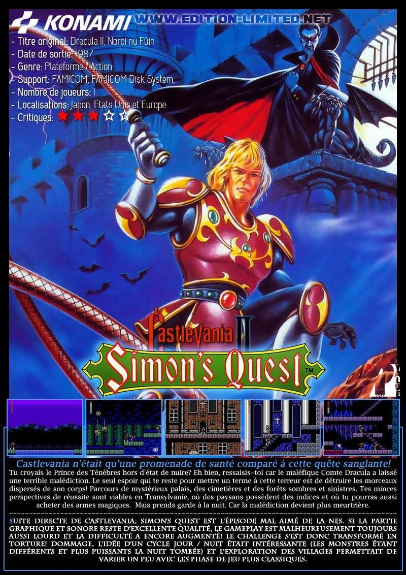 Nintendo Famicom - Castlevania 2: Simon's Quest Castle59