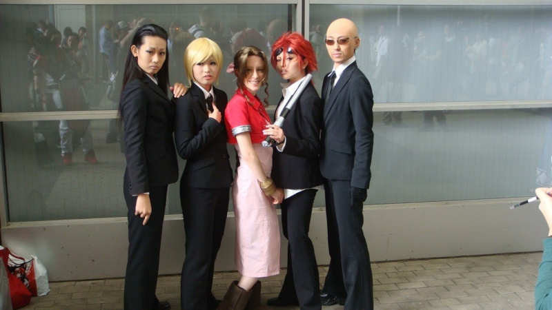 Cosplay au Japon. Le best of!!! Cospla18