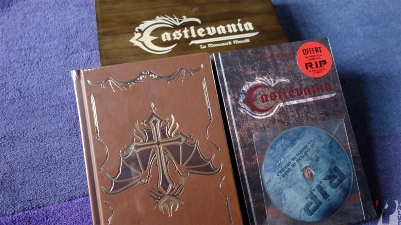 AtilA' collection. du Castlevania, des Artbooks, et tout le reste... - Page 10 Dsc01610