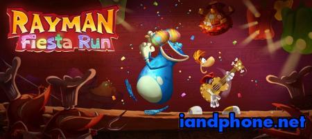 Rayman Fiesta Run (1.0.0) - Игры для Android 13838310