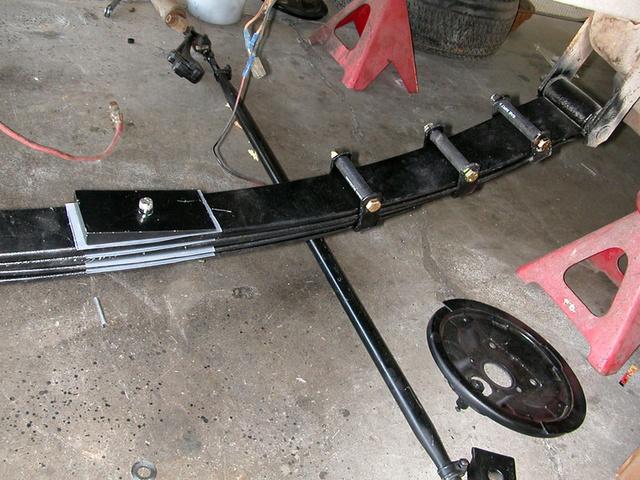 Axle flip for my 108 Azdon_10