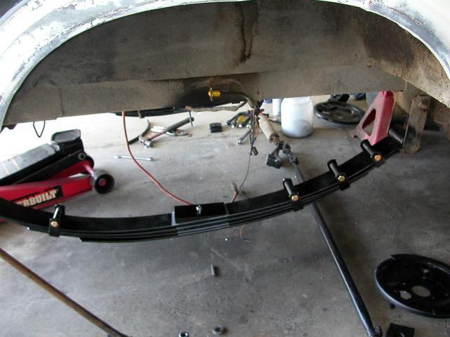 Axle flip for my 108 Azdon_12
