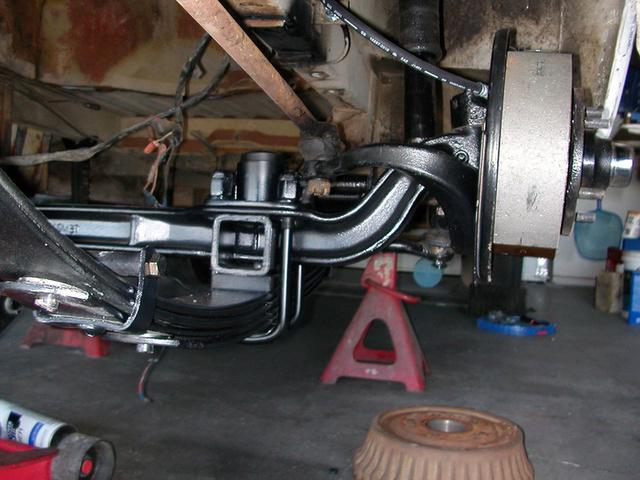 Axle flip for my 108 Azdon_16